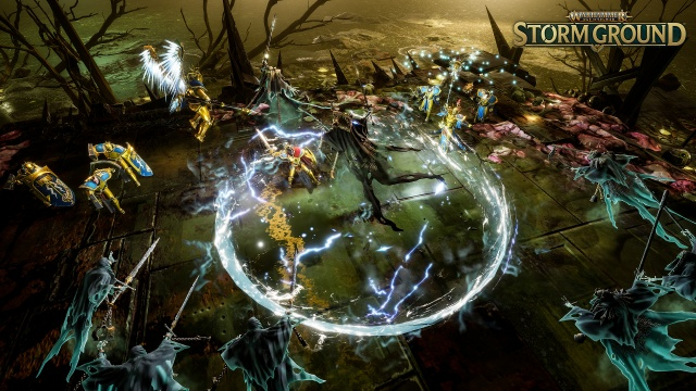 Warhammer Age of Sigmar: Storm Ground screenshot 2