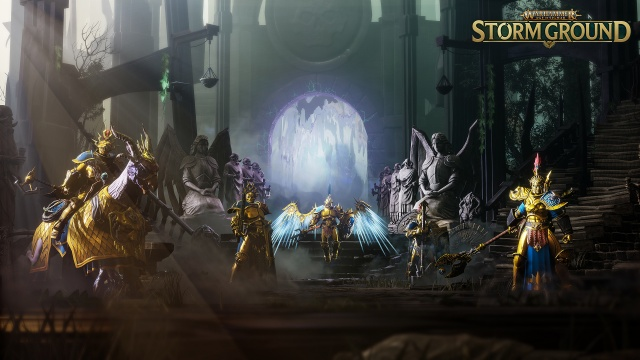 Warhammer Age of Sigmar: Storm Ground screenshot 4