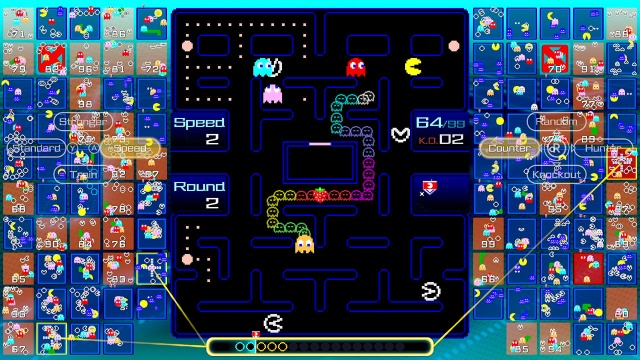 PAC-MAN 99 screenshot 1