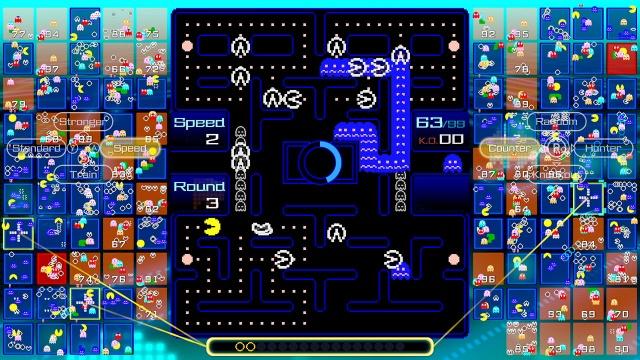 PAC-MAN 99 screenshot 2