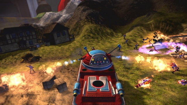 Toy Soldiers HD screenshot 9
