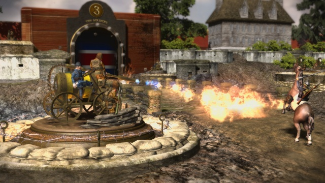 Toy Soldiers HD screenshot 10