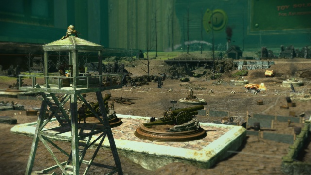 Toy Soldiers HD screenshot 11