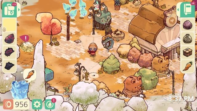 Cozy Grove screenshot 4
