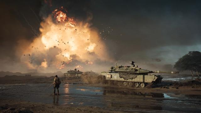 Battlefield 2042 screenshot 1