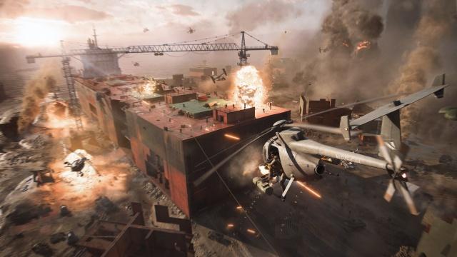 Battlefield 2042 screenshot 3