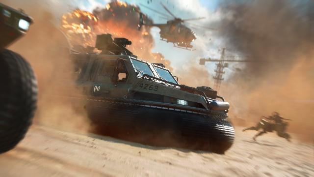 Battlefield 2042 screenshot 4