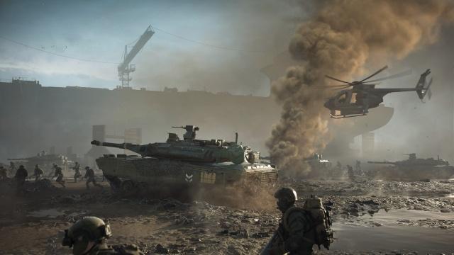 Battlefield 2042 screenshot 14