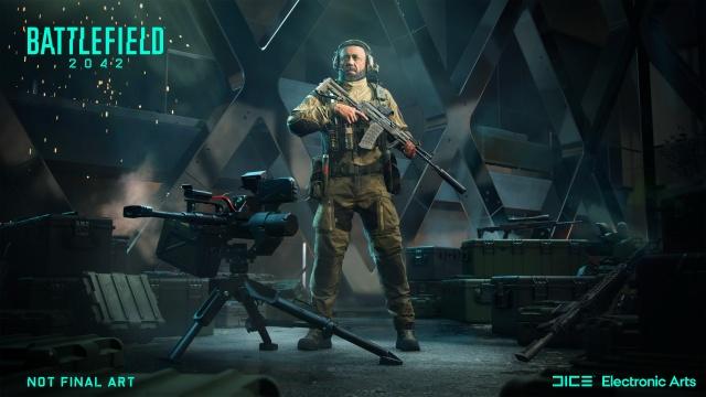 Battlefield 2042 screenshot 17