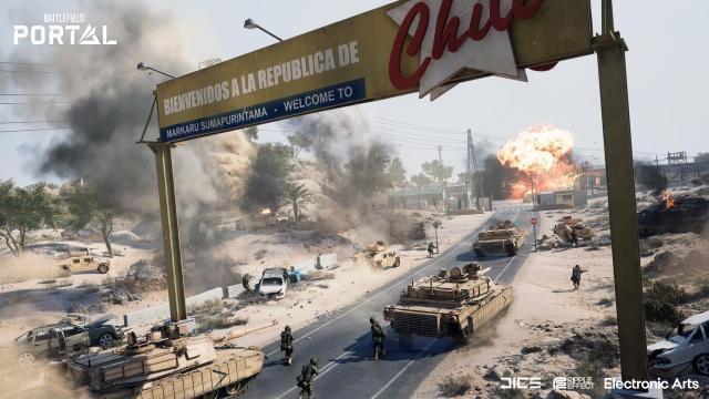 Battlefield 2042 screenshot 21