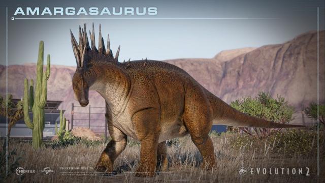 Jurassic World Evolution 2 screenshot 1