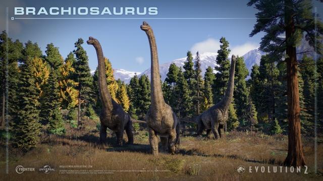 Jurassic World Evolution 2 screenshot 2