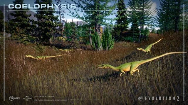 Jurassic World Evolution 2 screenshot 3