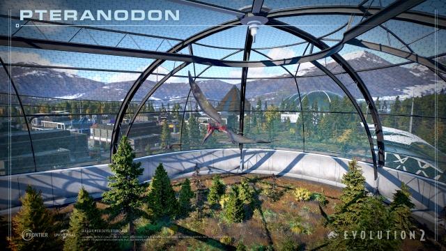 Jurassic World Evolution 2 screenshot 7
