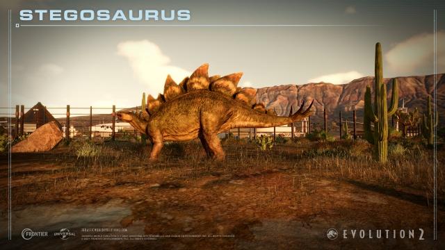 Jurassic World Evolution 2 screenshot 8