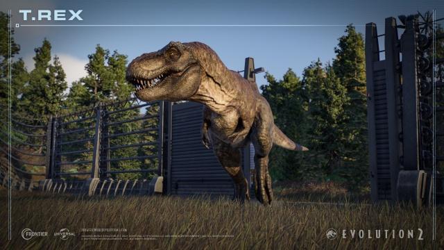 Jurassic World Evolution 2 screenshot 9