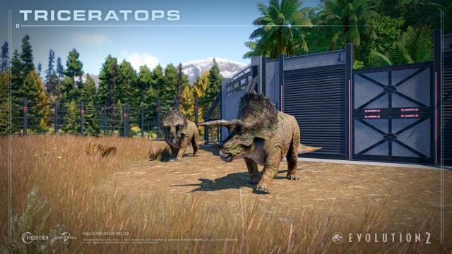 Jurassic World Evolution 2 screenshot 12