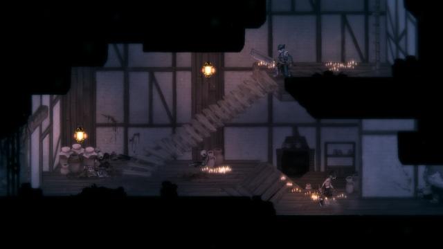 Salt and Sacrifice screenshot 6