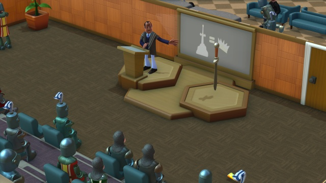 Two Point Campus screenshot 7