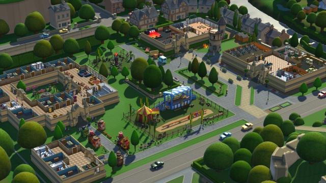 Two Point Campus screenshot 8