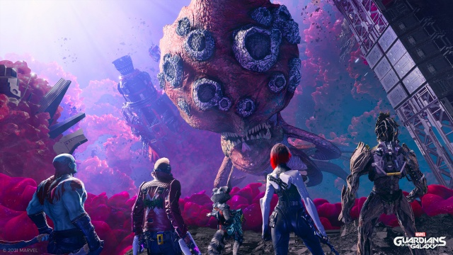 Marvel's Guardians of the Galaxy screenshot 4