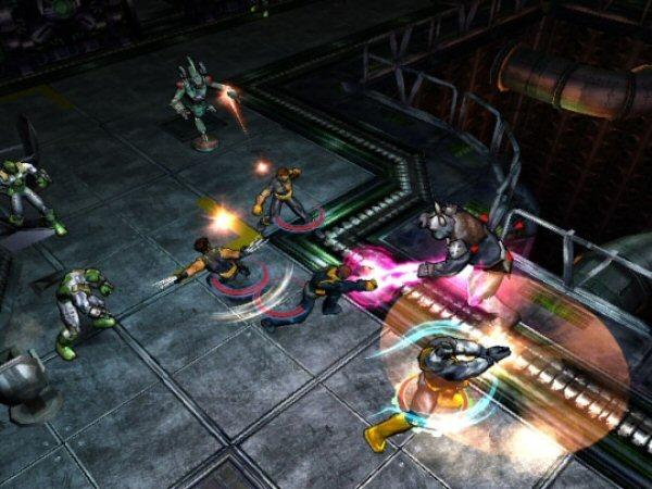 X Men Legends II Rise Of Apocalypse Screenshot 7