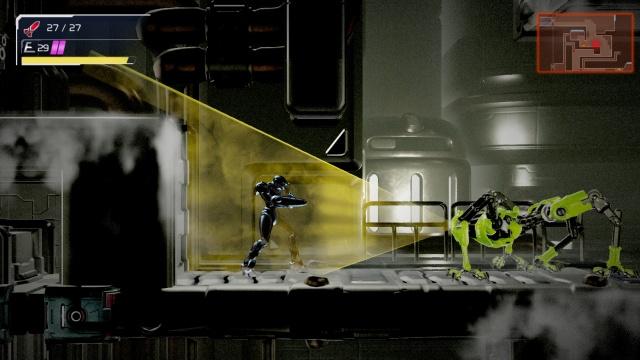 Metroid Dread screenshot 4