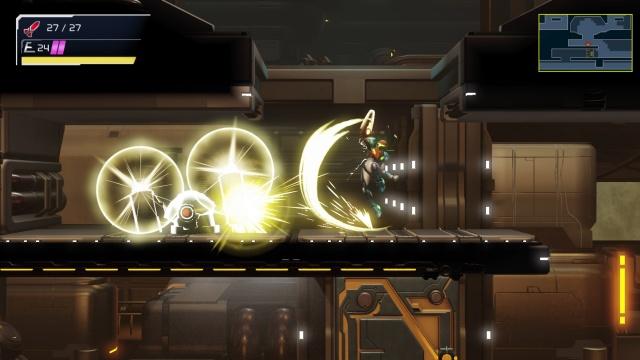 Metroid Dread screenshot 5
