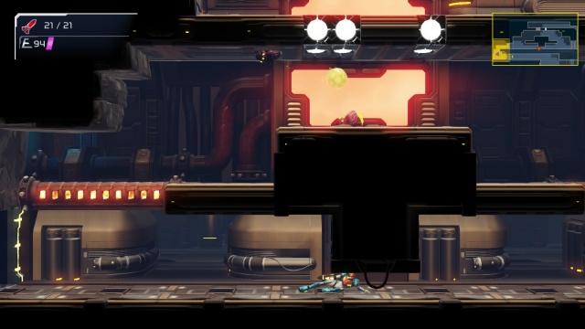 Metroid Dread screenshot 8