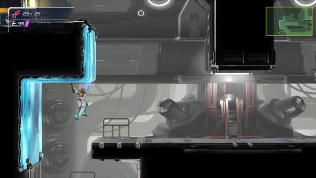 Metroid Dread screenshot 9