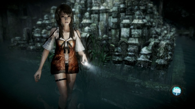 Fatal Frame: Maiden of Black Water screenshot 7