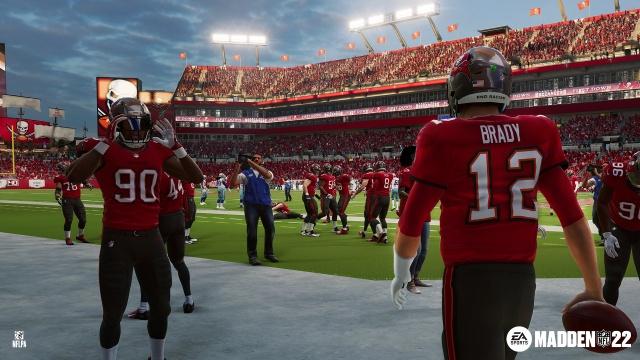 Madden NFL 22 review screenshot