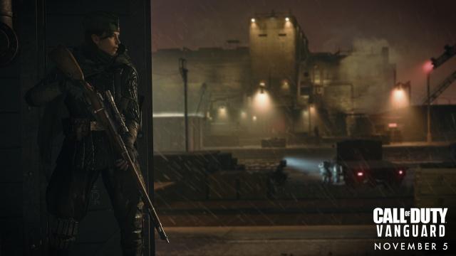 Call of Duty: Vanguard screenshot 5