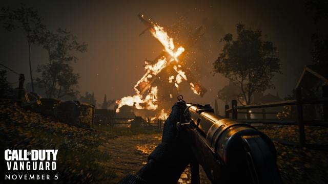 Call of Duty: Vanguard screenshot 6