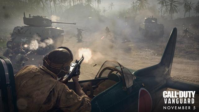 Call of Duty: Vanguard screenshot 7