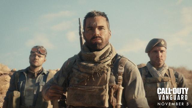 Call of Duty: Vanguard screenshot 8