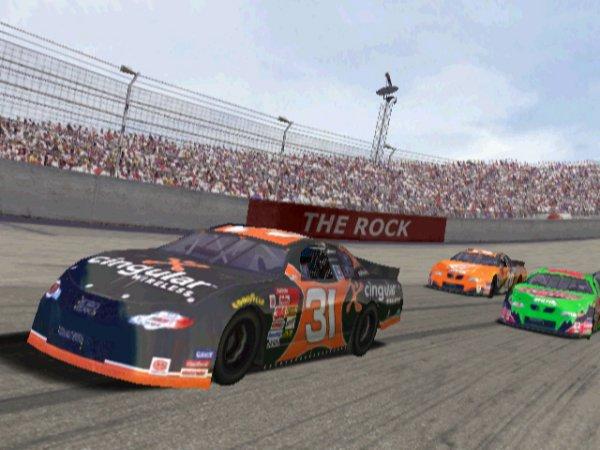 NASCAR: Dirt to DAYTONA Screenshot 1 - GameCube - The Gamers' Temple