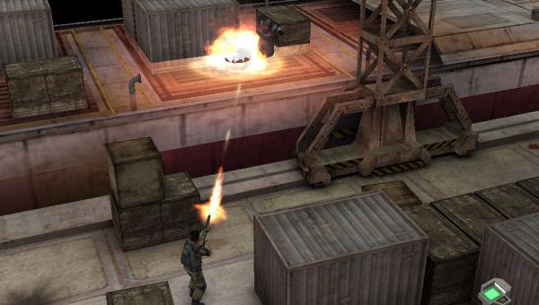 Explosive attack
