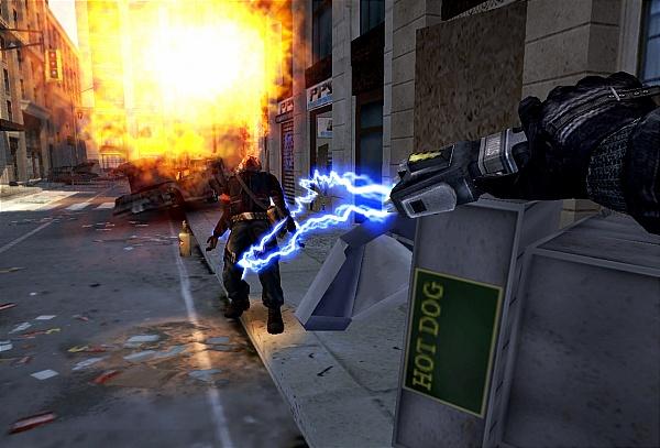 Urban Chaos: Riot Response Screenshot 7 - Xbox - The Gamers