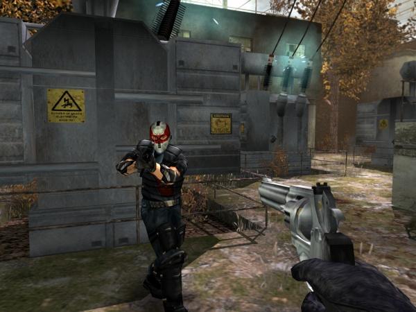 Urban Chaos: Riot Response Screenshot 12 - Xbox - The Gamers