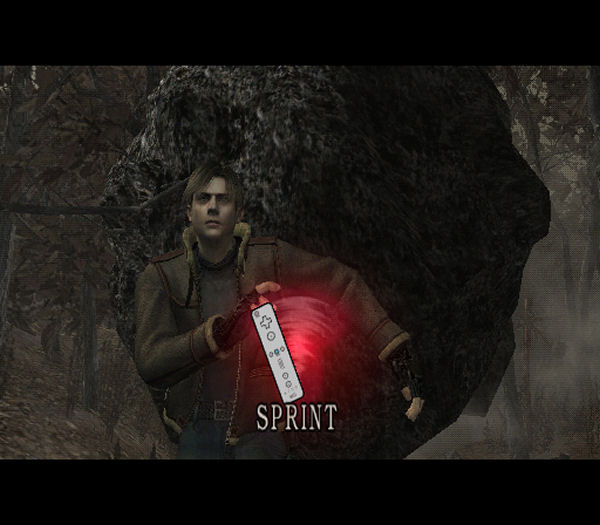resident evil 4 wii edition screenshot 2 wii the gamers temple rh gamerstemple com resident evil 4 gamecube guide Resident Evil 4 Wii