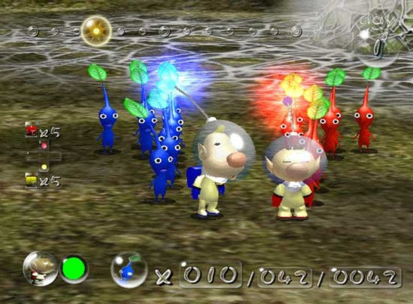 Pikmin 2 Screenshot 2 Gamecube The Gamers Temple
