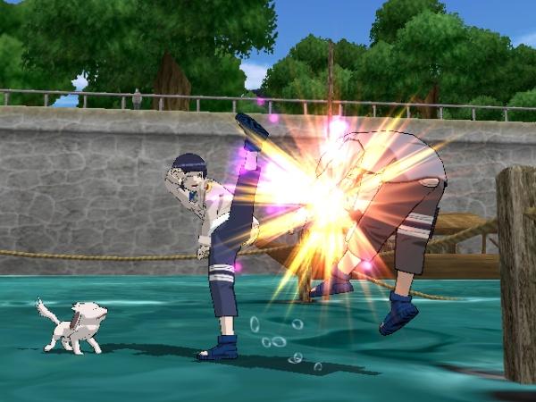 Naruto Clash Of Ninja Revolution 2 Screenshot 17 Wii The Gamers Temple