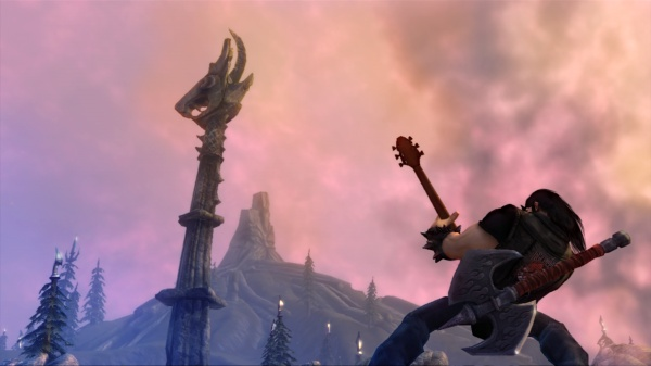 Brütal Legend screenshot 1