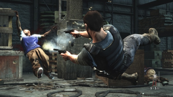 Max Payne 3 screenshot 33