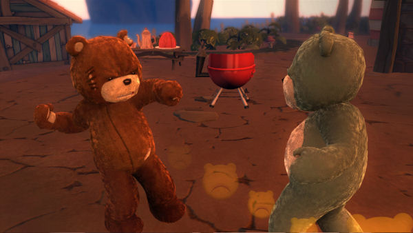 Naughty Bear Review - Xbox 360 - The Gamers' Temple