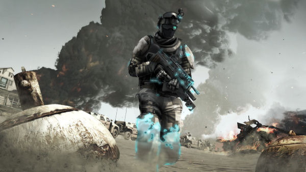 Tom Clancy's Ghost Recon: Future Soldier screenshot 8