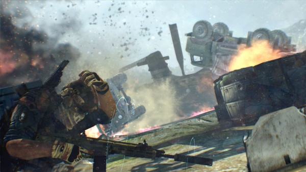 Tom Clancy's Ghost Recon: Future Soldier screenshot 11