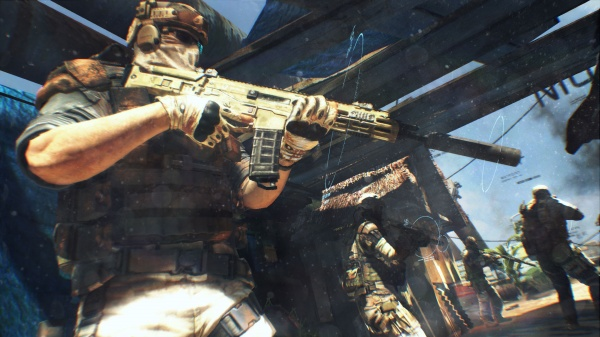 Tom Clancy's Ghost Recon: Future Soldier screenshot 13