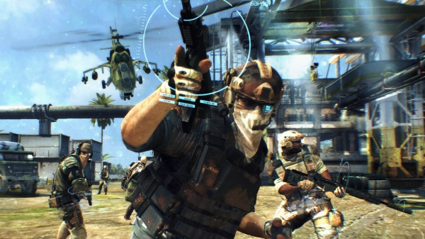 Tom Clancy's Ghost Recon: Future Soldier screenshot 16